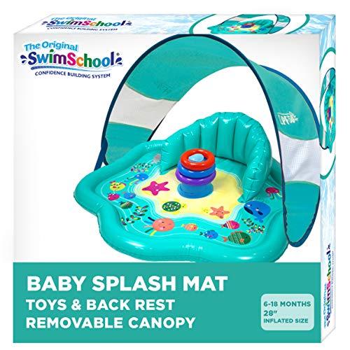 SwimSchool Splash Play Mat