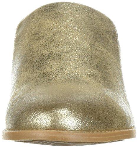 Bc Footwear Womens Mi Guardano Mule Gold In Difficoltà