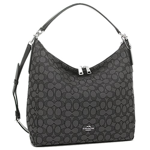 Coach Outline Signature Celeste Hobo Shoulder Crossbody Bag Purse Handbag (Handbags Hobo Coach)