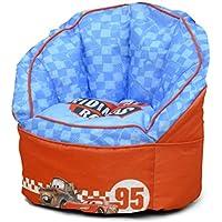 Disney Cars Toddler Bean Bag Chair, Red