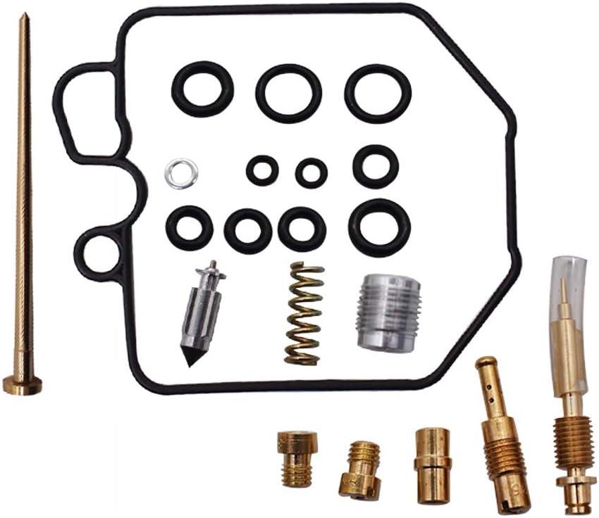 Automotive labwork Carburetor Carb Repair Rebuild Kit Fit for ...