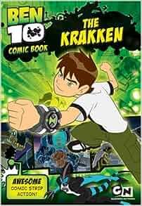 Ben 10 comic book free download