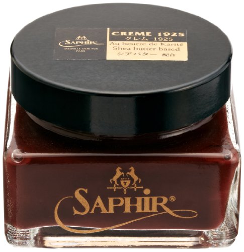 75 Creme - Mahogany Saphir Medaille d'Or Shoe Creme 75ml