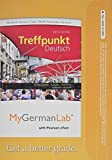 img - for MyGermanLab with Pearson eText -- Access Card -- for Treffpunkt Deutsch Grundstufe (multi-semester access) (6th Edition) book / textbook / text book