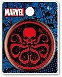 Marvel Hydra Logo Single Button Pin