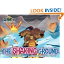 The Shaking Ground (Anky The Daydreaming Dinosaur) (Volume 2)