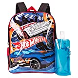 Hot Wheels Backpack Combo Set - Hot Wheels Boys' 3 Piece Backpack Set