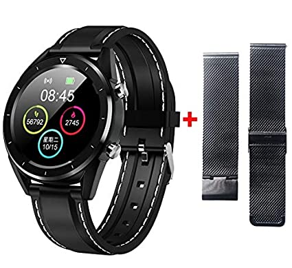 WDXDP Pulsera Inteligente Dt28 Smart Watch Men Ip68 ...