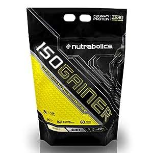 Nutrabolics Isogainer Vanilla 10lb (26 Servings)