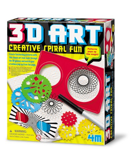 4M Art Creative Spiral Fun
