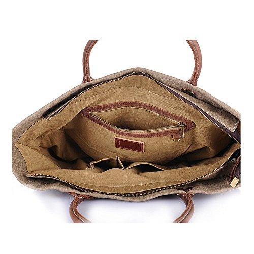 Neu, Retro, Persönlichkeit, Mode, Outdoor Tasche, Handtasche, Leinwand, D0237
