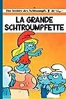 Les Schtroumpfs, tome 28 : La grande Schtroumpfette par Jost