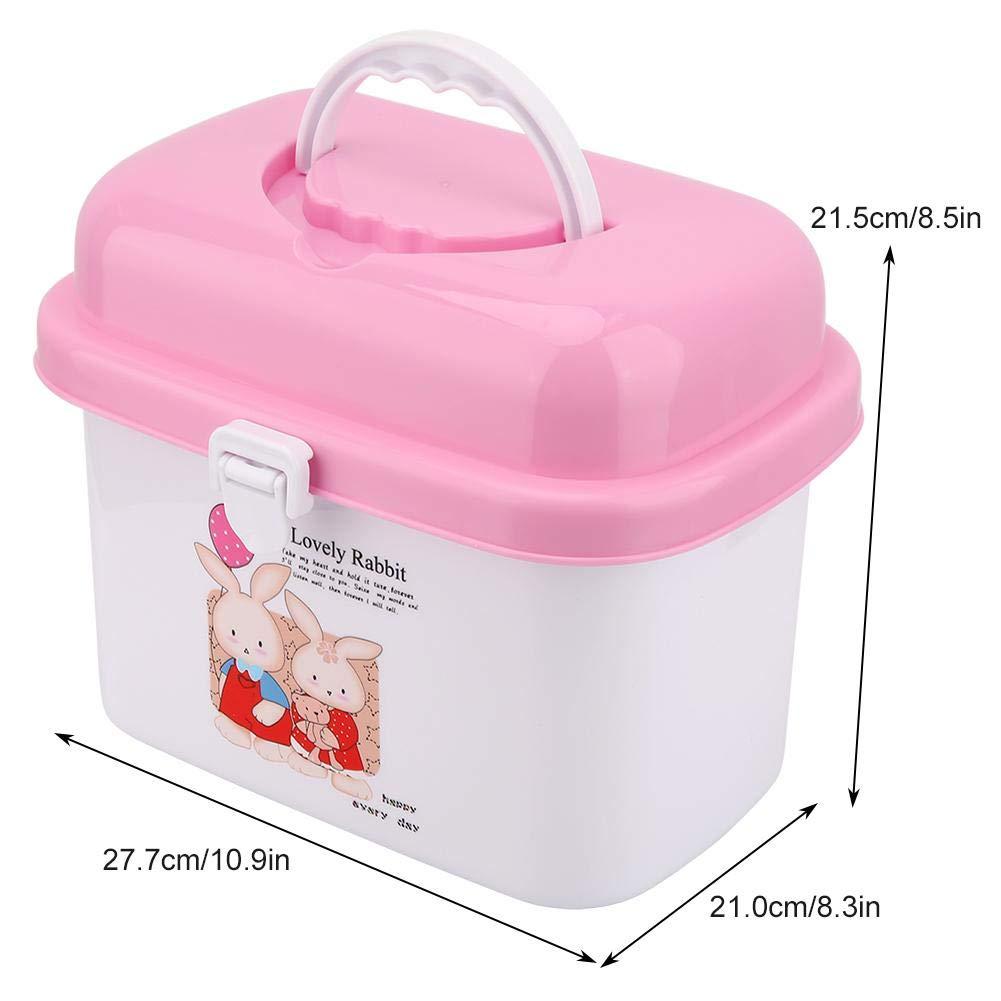 Pink Bo/îte Alimentaire B/éb/é Pot de Conservation pour Rangement de Biberon B/éb/é Bonbons de Fruits de B/éb/é Nourriture dEnfant Bo/îtes de Conservation Alimentaire pour Le Voyage