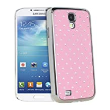 Fosmon GLITTER Diamond Design Series Bling Hard Case for Samsung Galaxy S4 IV / i9500 - Fosmon Retail Packaging (Baby Pink)