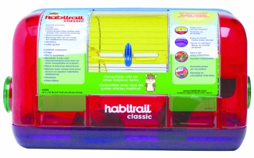 Hagen Hamster Cage (Habitrail Classic - Assembled)