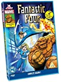 Fantastic Four  - Complete Season One  (Marvel Originals Series - 90s) [DVD] [1995]