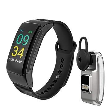 KDSFJIKUYB Smartwatch Música Reloj Inteligente para Hombres ...