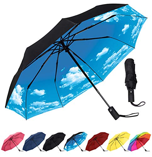 RainMate Compact Travel Umbrella