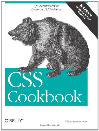 CSS Cookbook, 2nd Edition by O'Reilly Media
