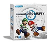 マリオカートWii (「Wiiハンドル」×1同梱)の商品画像