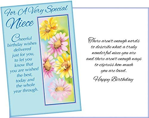 Amazon Prime Greetings Happy Birthday Card For Niece A