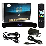 AUMO-mate® OPENBOX S-V8 Satellite Receiver Set-Top Box Skybox(US Regulations)