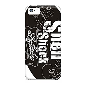 Iphone 5c DDq156XCjk Provide Private Custom Nice Avenged Sevenfold Pattern Protective Hard Phone Case -SherriFakhry