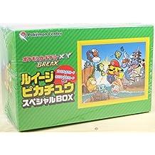 Pokemon Card Game XY BREAK Luigi Pikachu Special Box