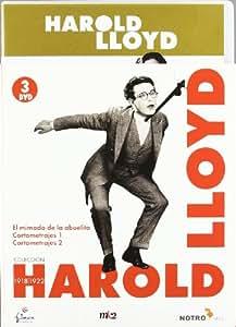 Pack Harold Lloyd [DVD]
