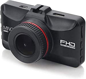 MNCD50 1080p Full HD Dash Camera (Black)