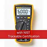 Fluke 115-NIST Handheld Multimeter - Type: Digital, Style: Hand-Held