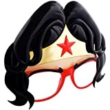 Wonder Woman Mask Sunglasses. Wonder Woman Halloween & Costume Party Sunglasses