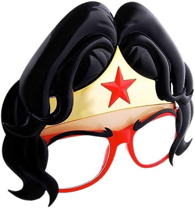 Wonder Woman máscara gafas de sol. Wonder Woman disfraz de ...