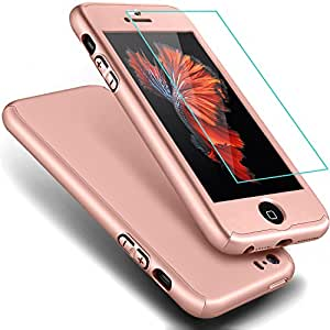 iphone 5 rose gold case iphone se coolqo 174 coverage 17391