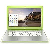 HP Chromebook 14 Inch Laptop (NVIDIA Tegra K1, 2 GB, 16 GB SSD, Neon Green)
