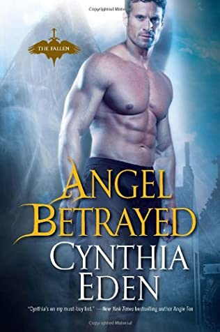 book cover of Angel Betrayed