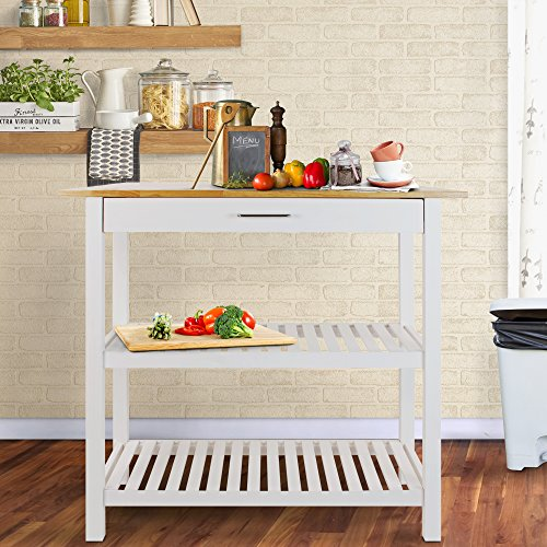 Review Casual Home Kitchen Island
