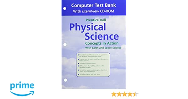 Physical science concepts in action computer test bank 1st ed 2004c physical science concepts in action computer test bank 1st ed 2004c prentice hall 9780130699749 amazon books fandeluxe Gallery