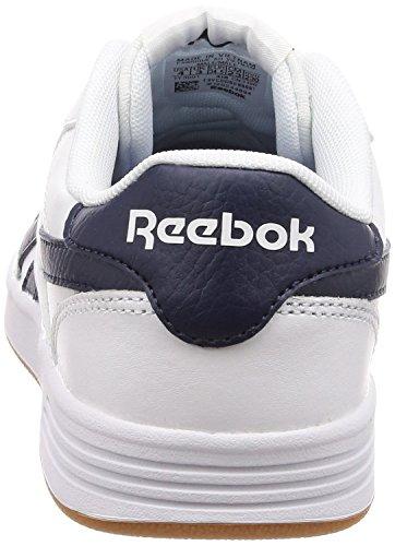 Royal Navy bianco multicolore uomo Reebok Gum fitness 000 da T Scarpe Techque Collegiate v8ddqwTf