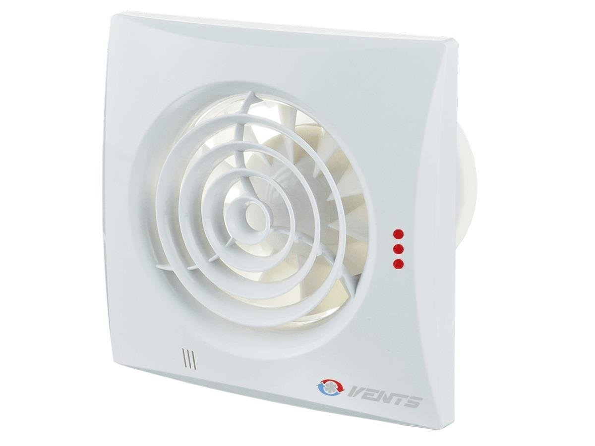 Moisissure Salle De Bain Joint Silicone ~ Wc Bathroom Extractor Fan With Backdraught Shutter Nonreturn Valve