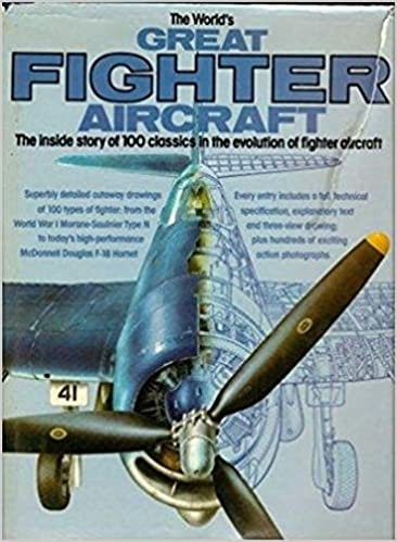 Amazon com: The World's Great Fighter Aircraft: The Inside