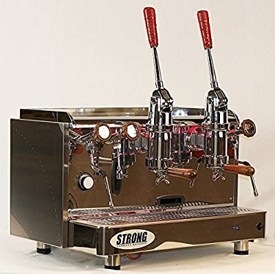 Strong Classic Lever 2 Group Espresso Machine