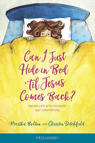Can I Just Hide in Bed 'til Jesus Comes Back? | book spotlight