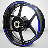 AFBA Rapid Outer Rim Liner Stripe for Suzuki Yamaha Kawasaki Ducati Aprilia Honda Gloss Blue