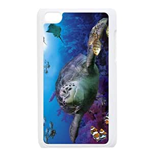 WJHSSB Phone Case Tortoise,Customized Case For Ipod Touch 4