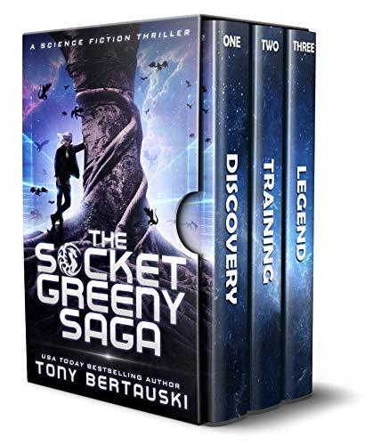 The Socket Greeny Saga: A Science Fiction Thriller