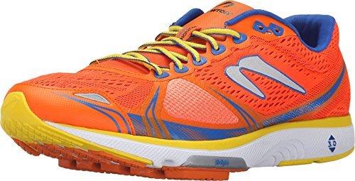 Motion V Orange/Blue Athletic Shoe