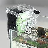 220-240V Mini Aquarium Accessories Hang On Fish Aquariums External Filter for Aquarium