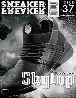 2f0f55f6084648 Sneaker Freaker Magazine Issue 37 2016  Sneaker Freaker  Amazon.com  Books