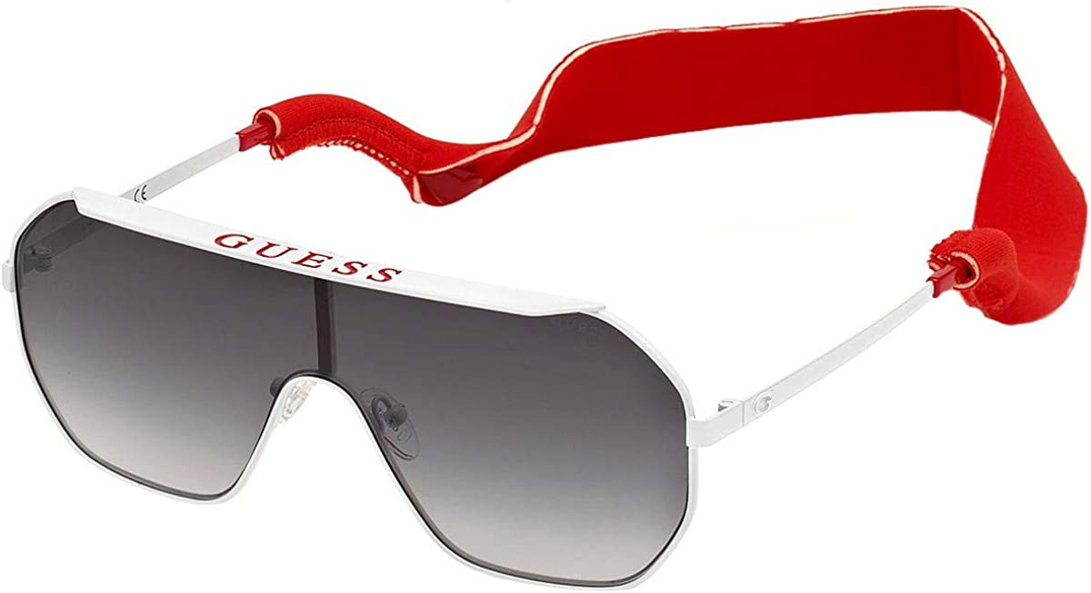 Guess GU76760021C Gafas, Blanco, TALLA UNICA para Mujer